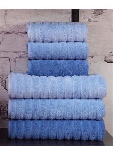 Soley Salsa Havlu 50X90 Mavi